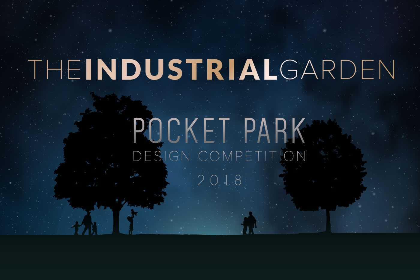 The Industrial GardenPocket Park Design Competition